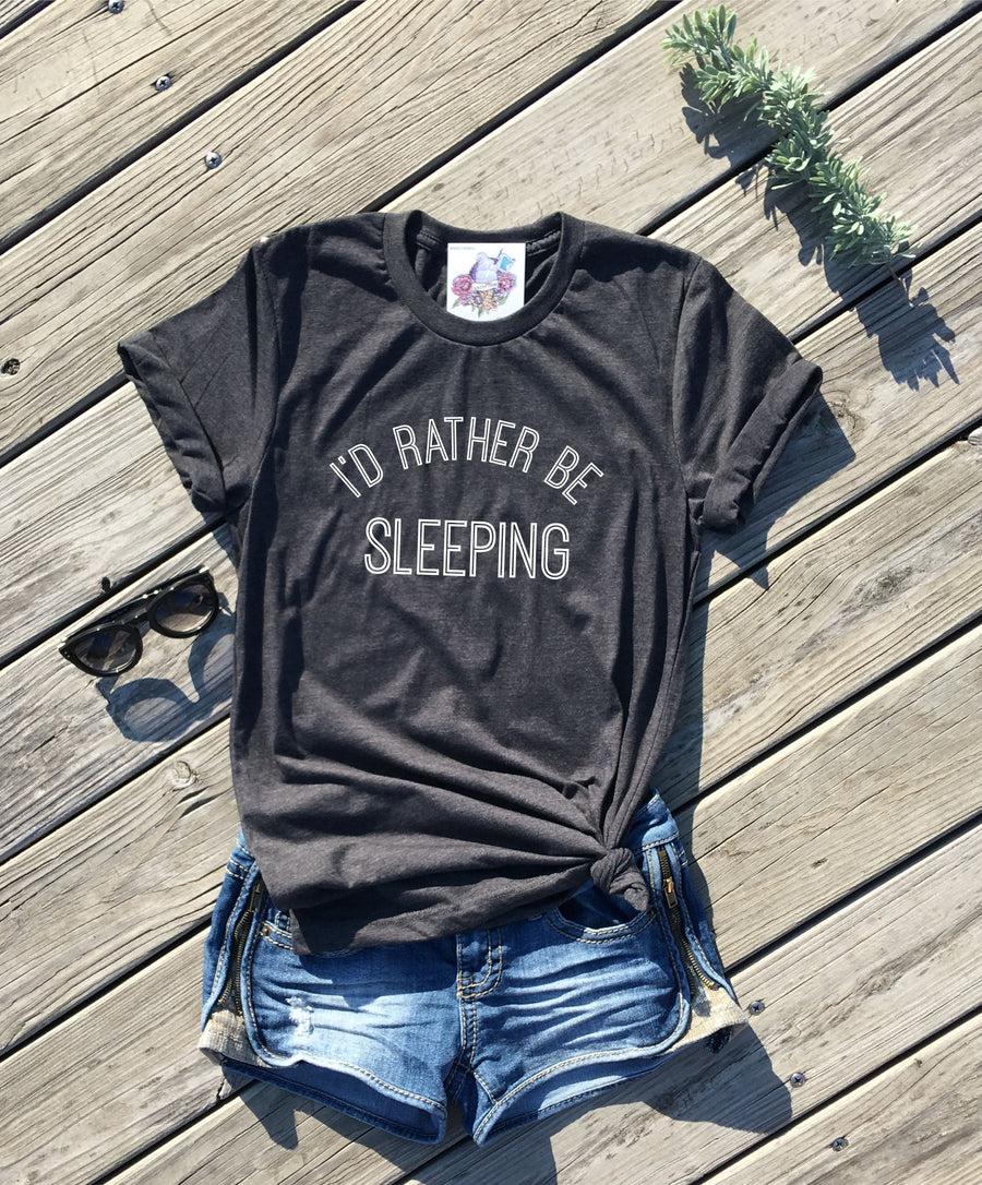 SALE - i'd rather be sleeping - icecreaMNlove