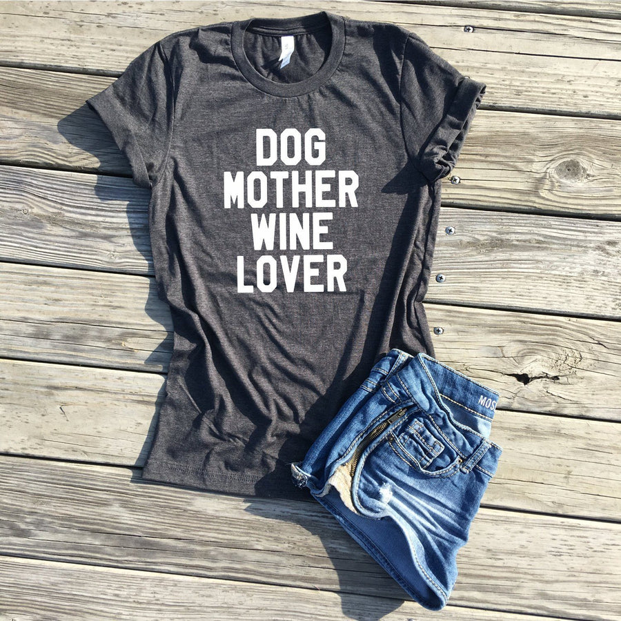 dog mom tshirt by icecreaMNlove - icecreaMNlove