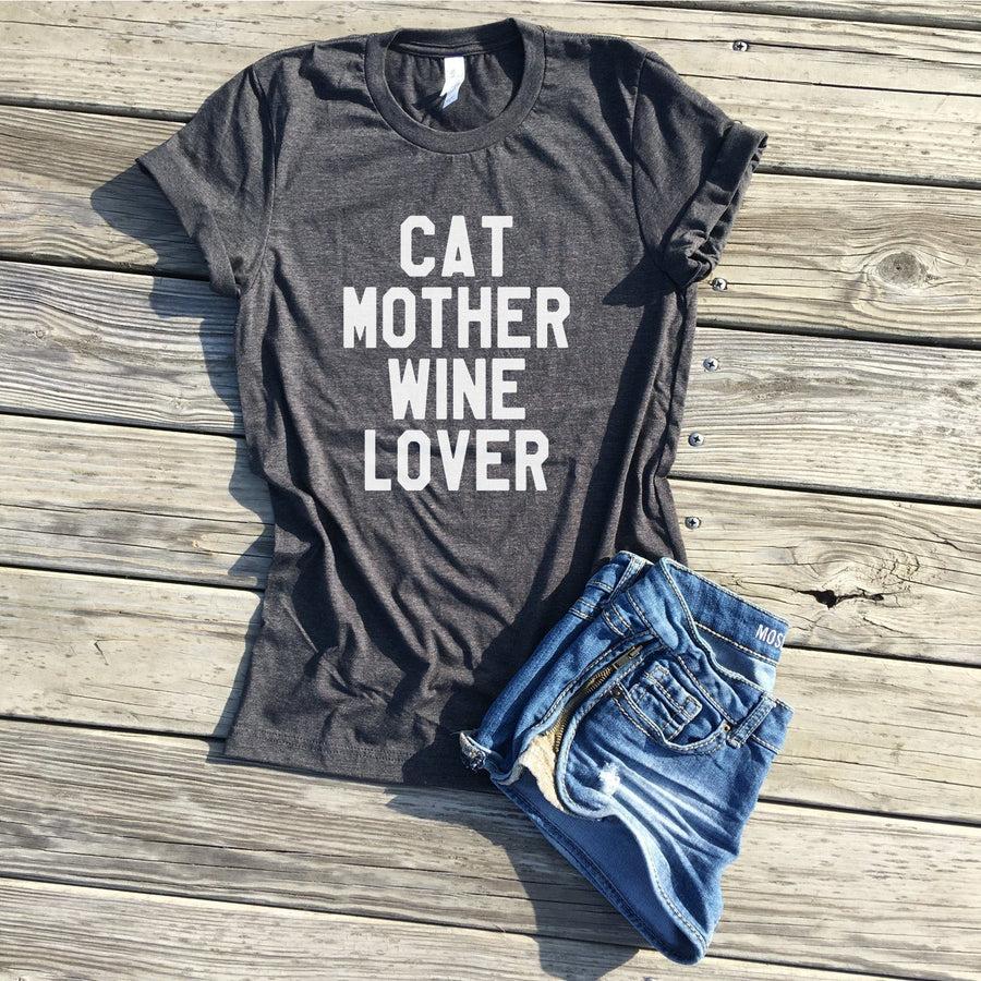 cat mom shirt by icecreaMNlove - icecreaMNlove