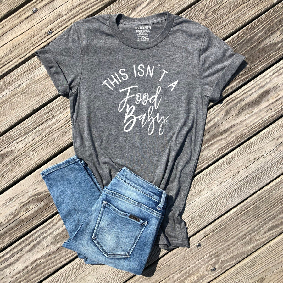 christmas pregnancy announcement food baby shirt by icecreaMNlove - icecreaMNlove