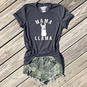 mama llama shirt by icecreaMNlove - icecreaMNlove