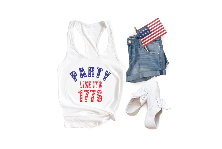 party like its 1776 shirt by icecreamnlove - icecreaMNlove