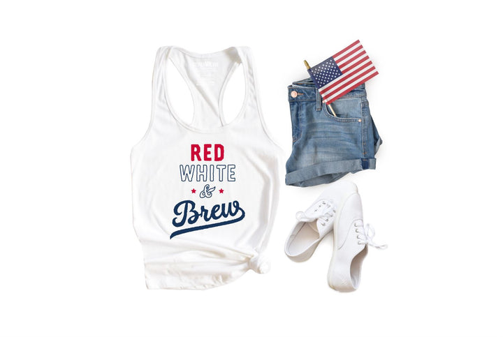 red white and brew shirt by icecreamnlove - icecreaMNlove