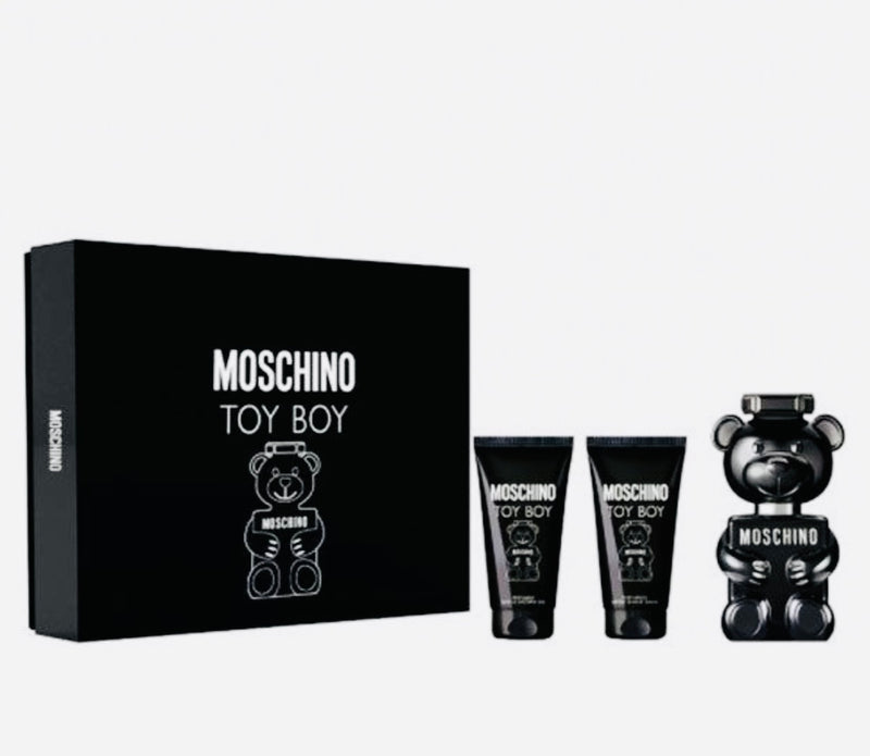 Moschino Toy Boy 3pc Set 1.7 oz
