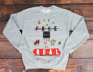 Love is Fake Sweater