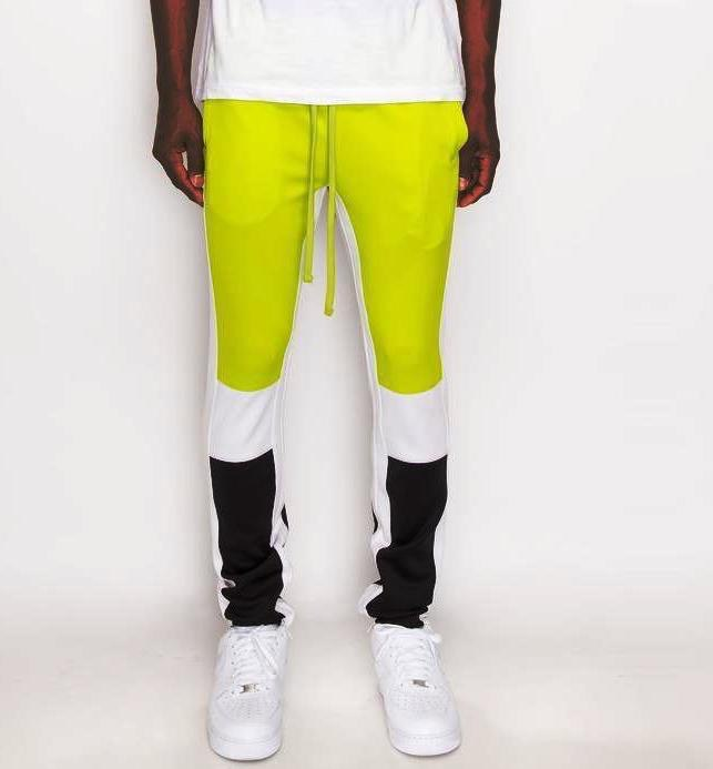 Frozen Yellow Track-Pants