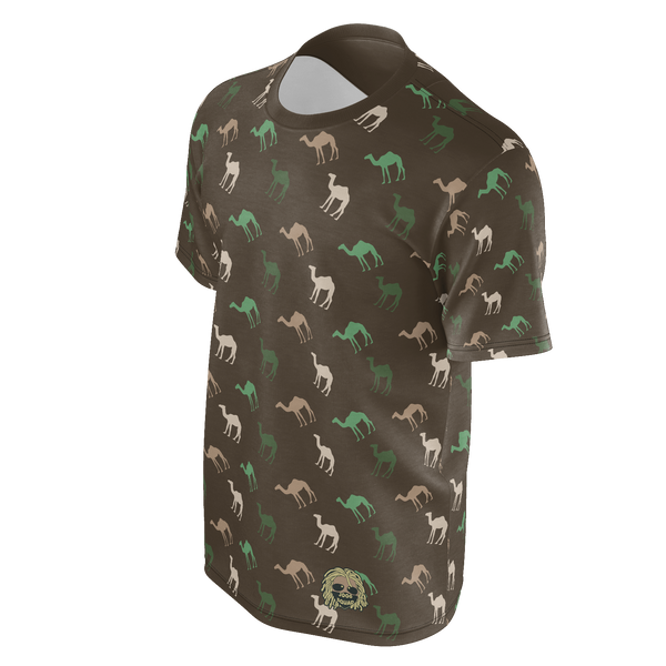 Joog Camelflage All Over T Shirt