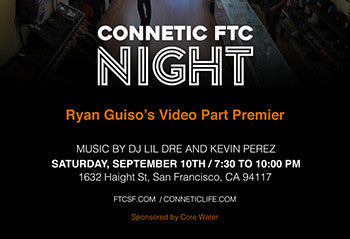 CONNETIC X FTC NIGHT