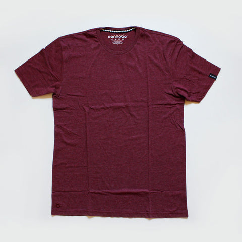Connetic Burgandy Crewneck