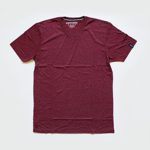 Connetic Red Vneck