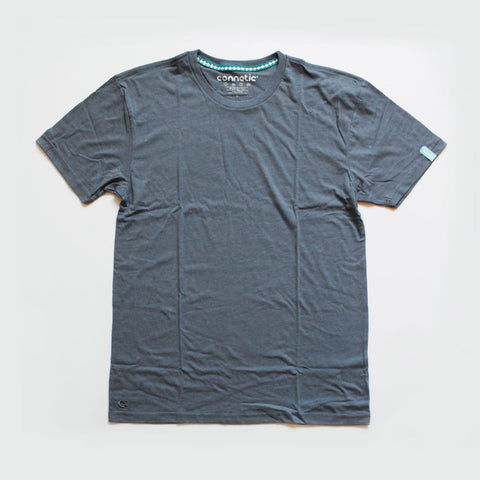 Connetic Charcoal Grey Crew neck