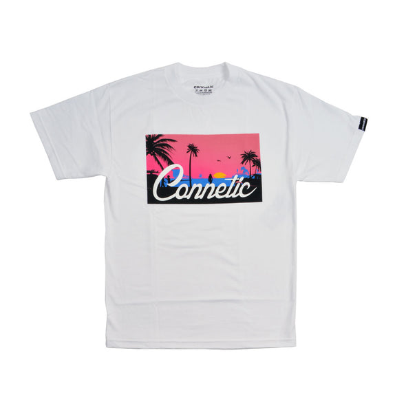 Cali Sunset Tee