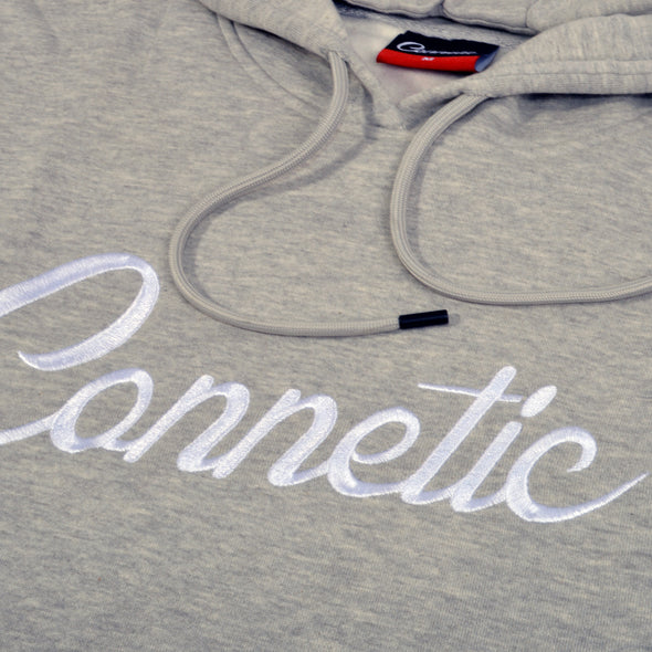 Connetic Classic Embroidered Hoodie 2