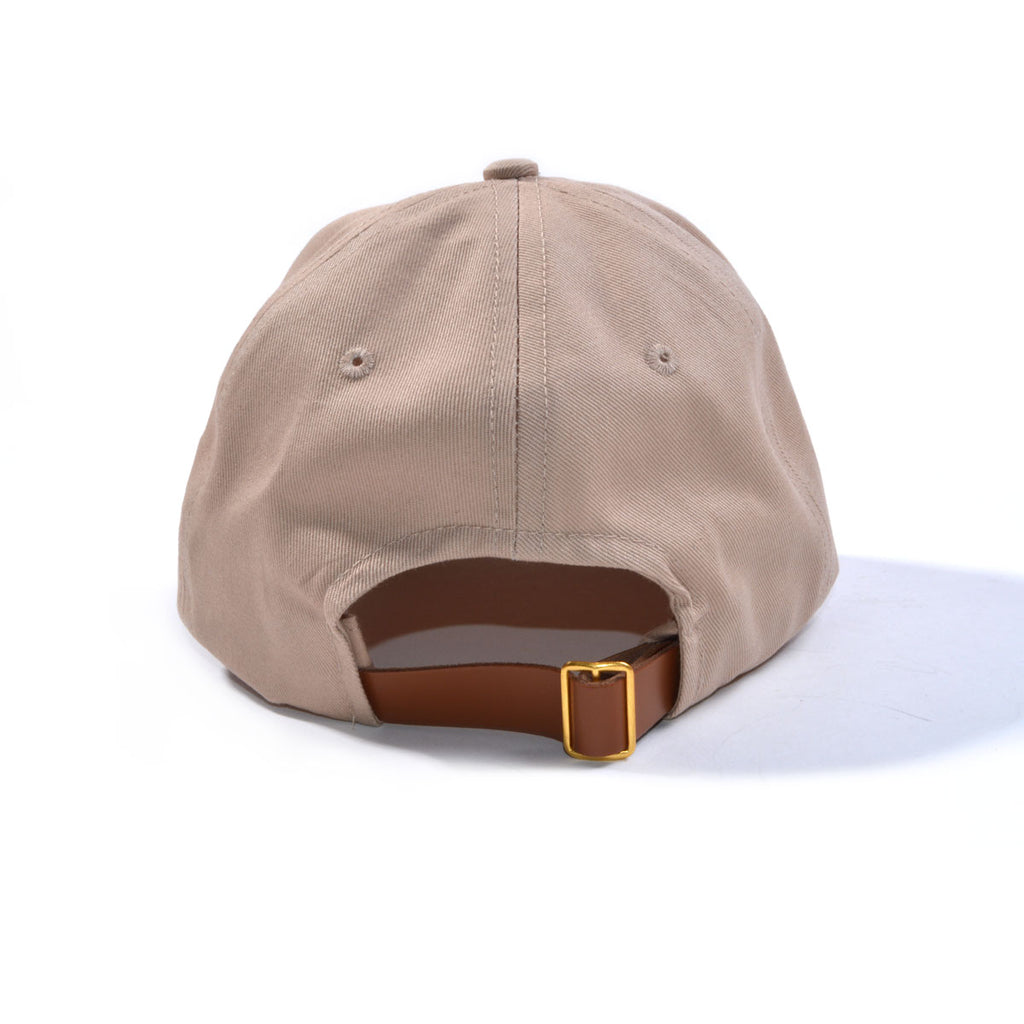 Henny Dad Hat (Leather Strap) – Connetic ee4a3c6d30d