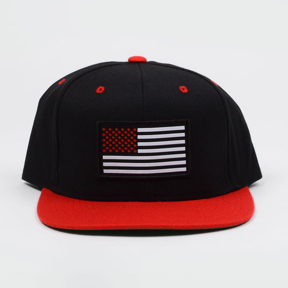 Connetic-OldGlory-Red-Blk-Gld
