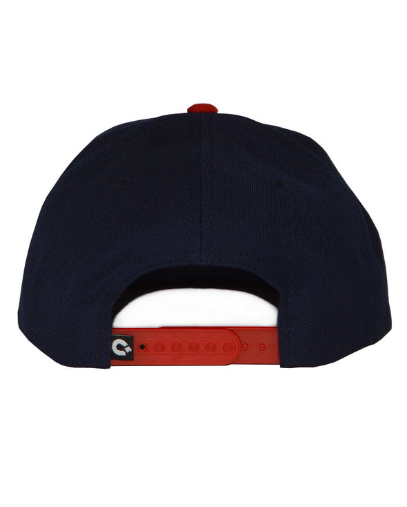 Connetic-OldGlory-Red-Gold-Snapback-Navy-Red-2