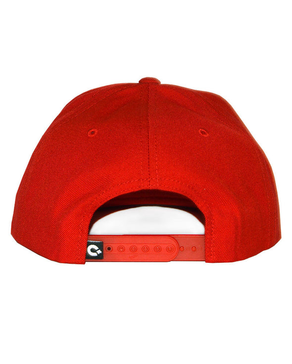 Connetic-OldGlory-Red-Gold-Snapback-Red-2