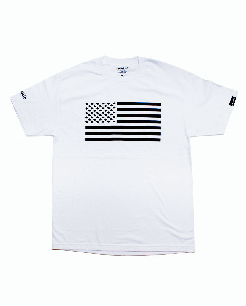 Connetic-OldGlory-White