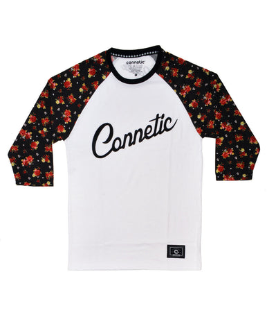 Connetic-Rose-Raglan-White-Body-Front
