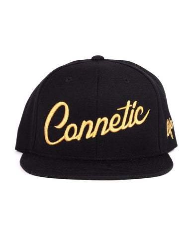 Connetic-Script2-Black-gold