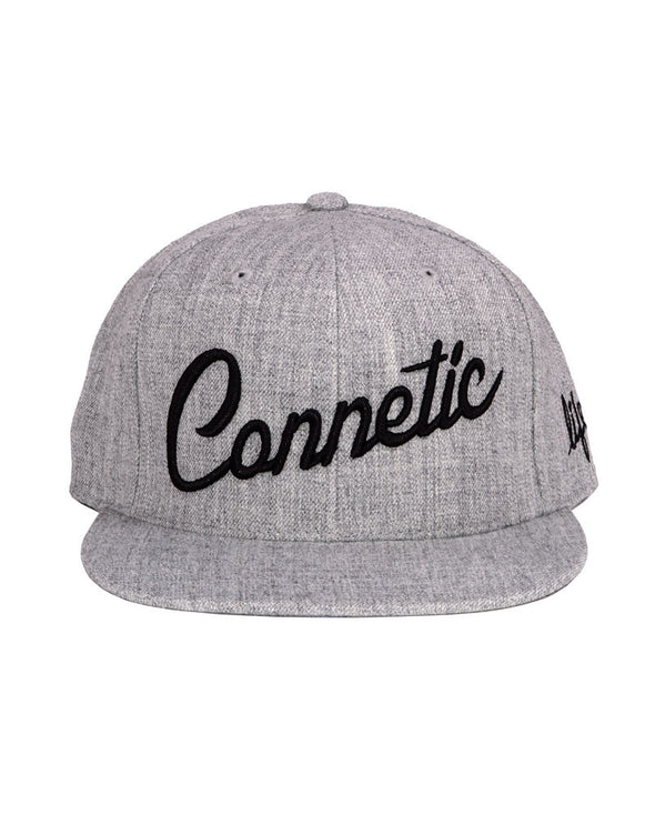 Connetic-Script2-Heather-Black