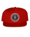 Connetic-Seal-white-Snapback-Red-1