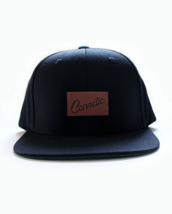 Connetic-Snapback-Black