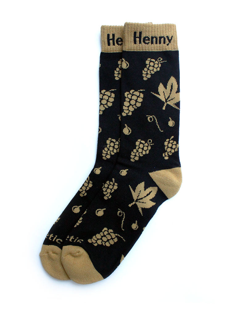 Connetic-Sock-Henny-Black