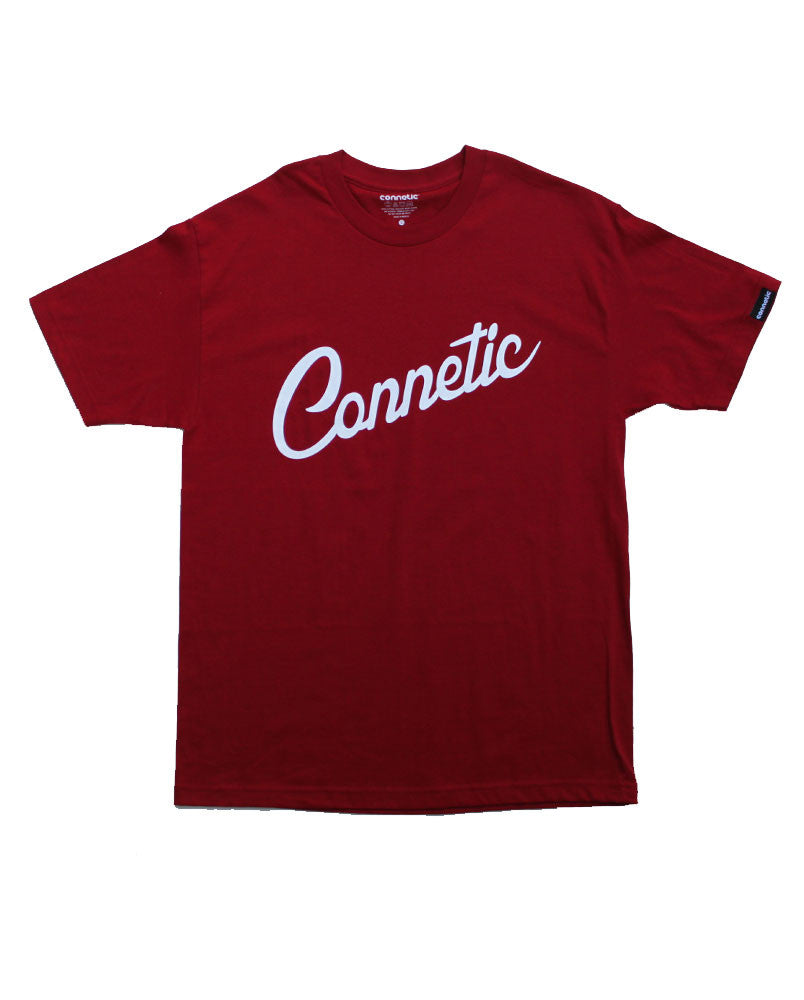 Connetic-Spring15-Cardinal-Red-Tee