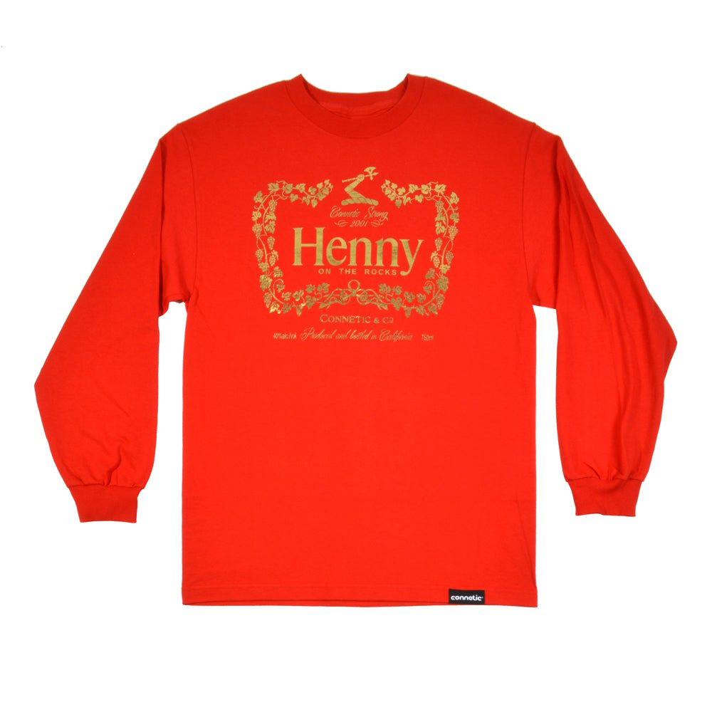 On The Rocks Long Sleeve