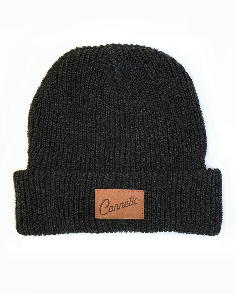 Connetic-Winter14-beanie-Charcoal