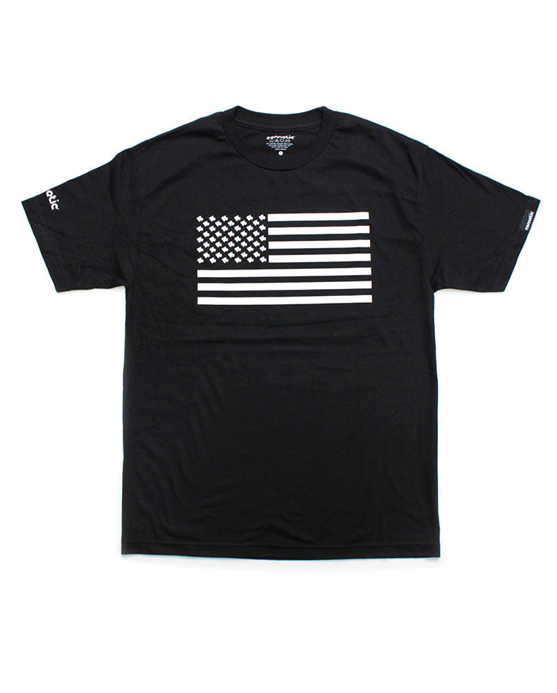 Connetic-Winter15-OldGlory-tee-Black
