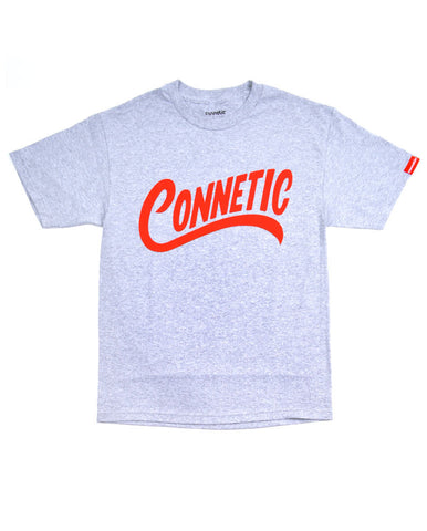 Connetic-Winter15-Script2-Tee-Heather-Gray