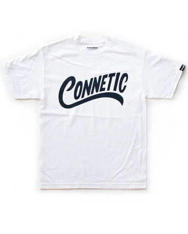 Connetic-Winter15-Script2-Tee-White