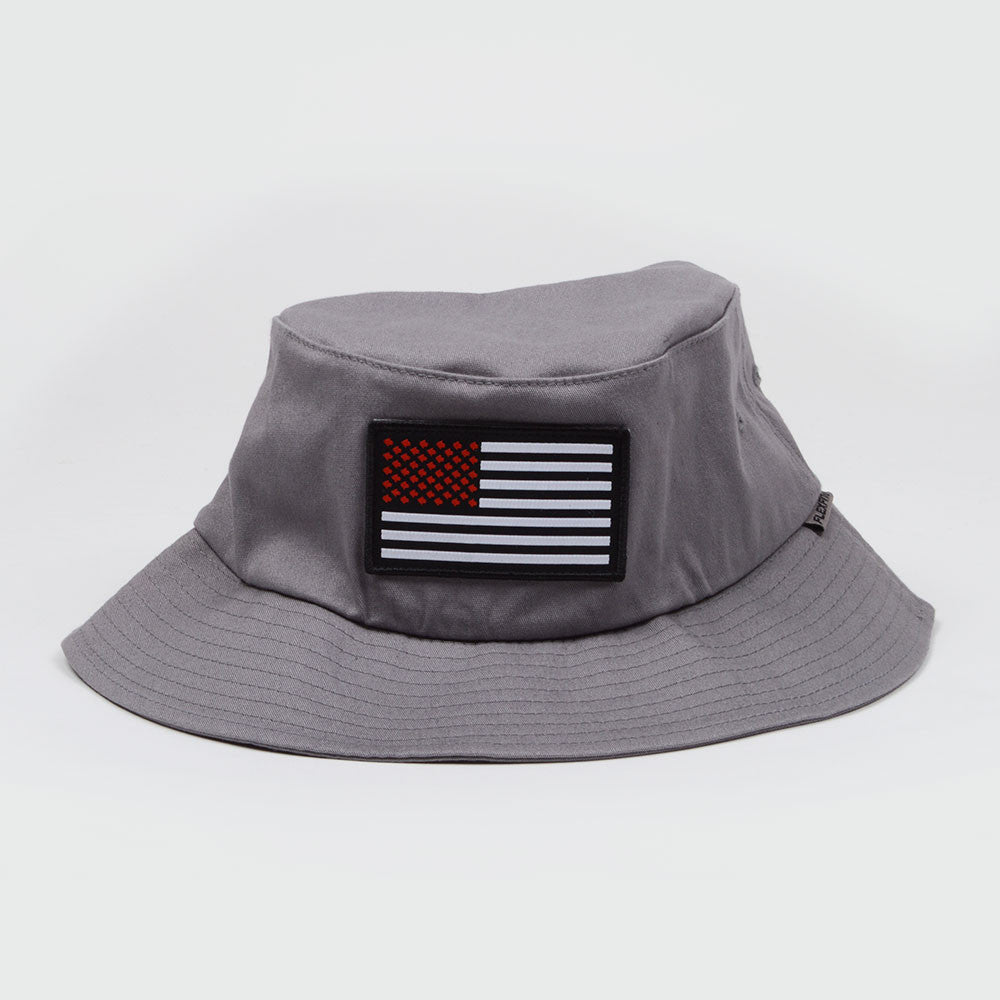 Connetic-bucket-oldglory-gray