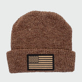 connetic-beanie-old-glory-gold-brown