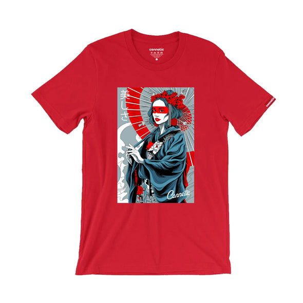 Geisha Umbrella Tee