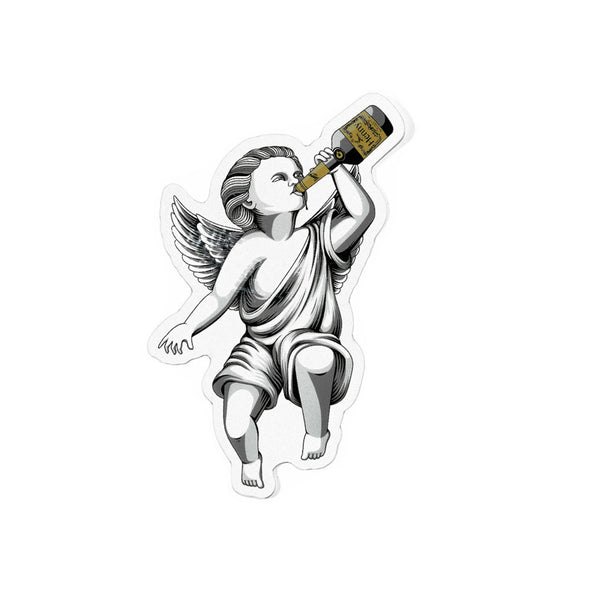 Henny Angel Sticker