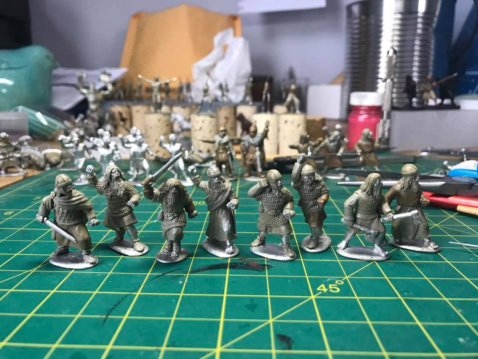 Pict Heathguard Footsore Miniatures