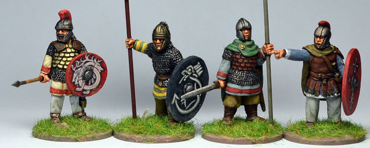 Romano-British Infantry Command