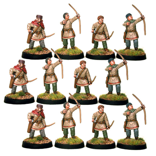 Late Roman Archers Levy - 1 point