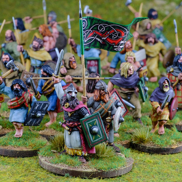 Pick Your Own Pict/Scots Warband - 6 Points