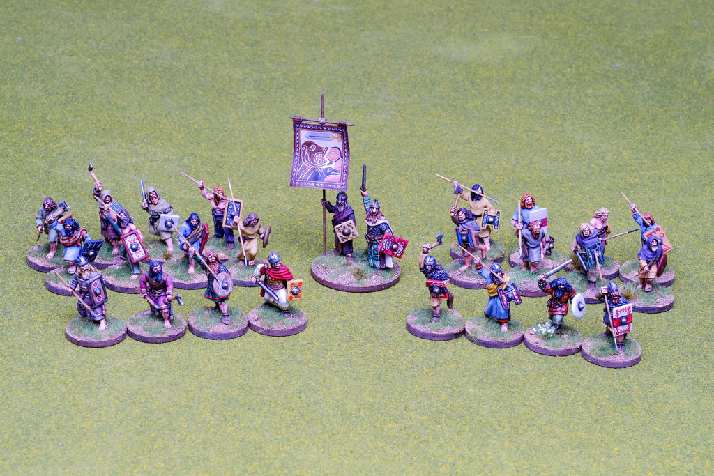 Pict Skirmish Warband for Saga