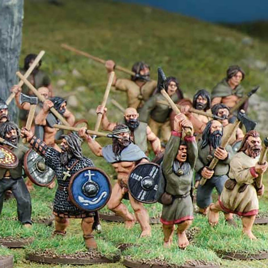 Pick Your Own Irish Warband - 4 Points