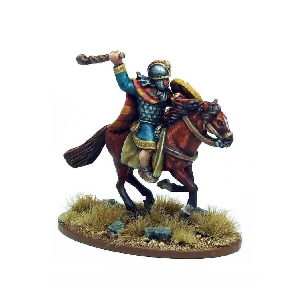 Mounted Irish Warlord