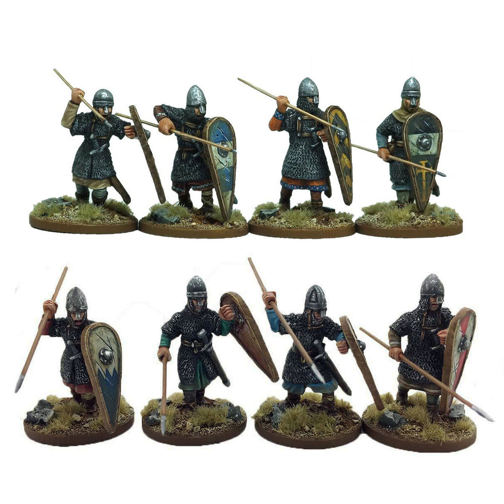 Norman Armoured Infantry - 1 point