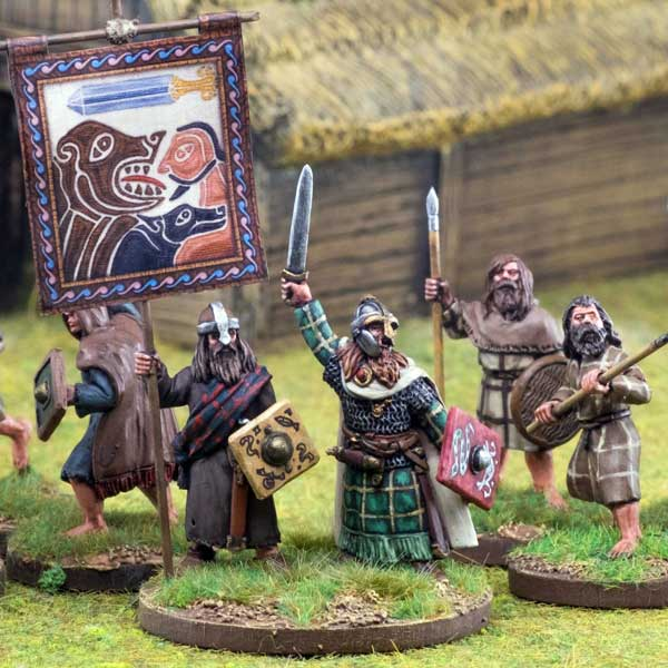 Pick Your Own Pict/Scots Warband - 4 Points