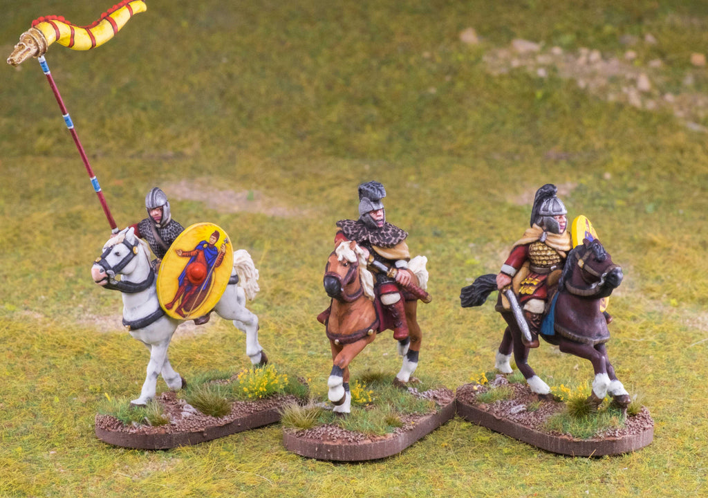 Late Roman Cavalry Command