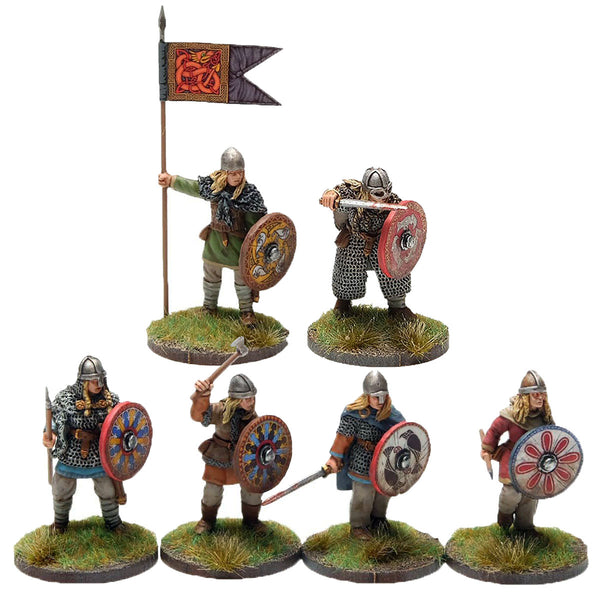 Viking Valkyrie and Shieldmaidens - 1 point