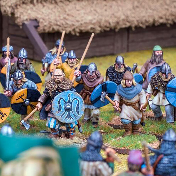 Pick Your Own Viking Warband - 4 Points
